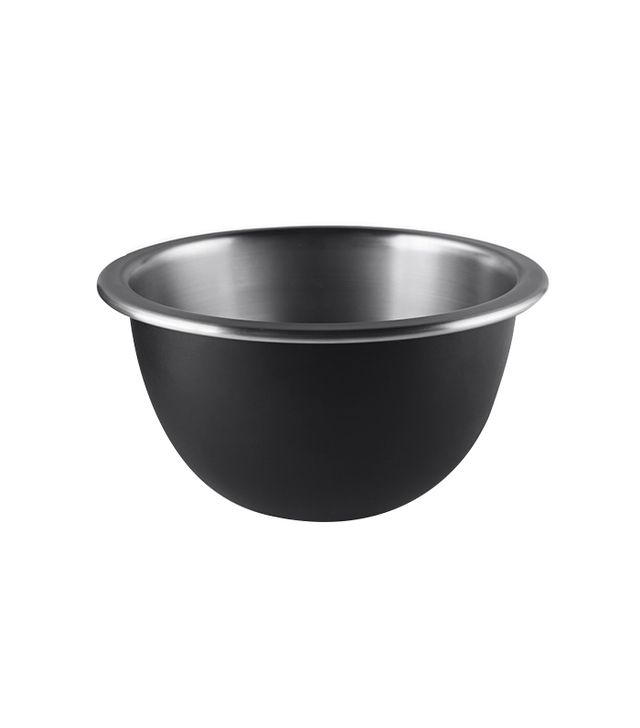 OXO Black Stainless Steel Mixing Bowl