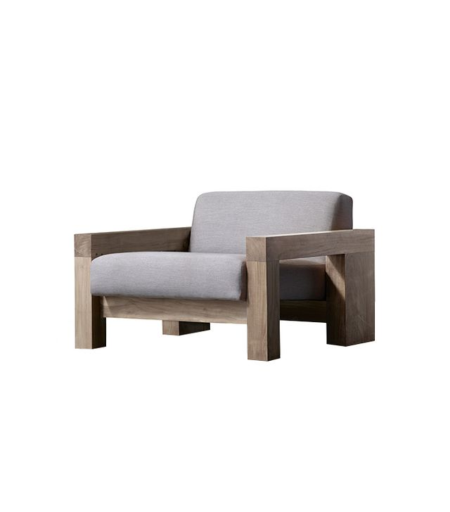 RH Modern Bardenas Lounge Chair