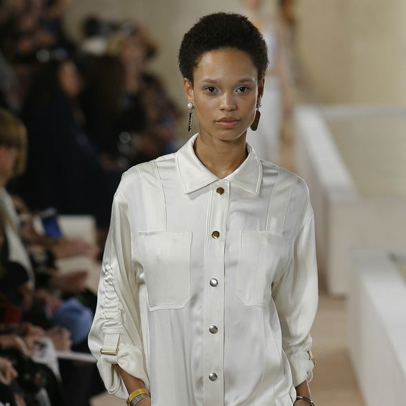 See the Star-Studded Balenciaga Spring 2016 Runway