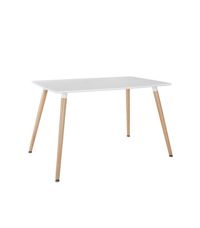 modway furniture field dining table