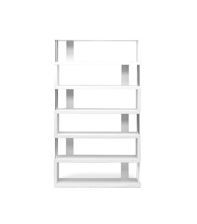 One Kings Lane Zigzag Etagere Book Shelf