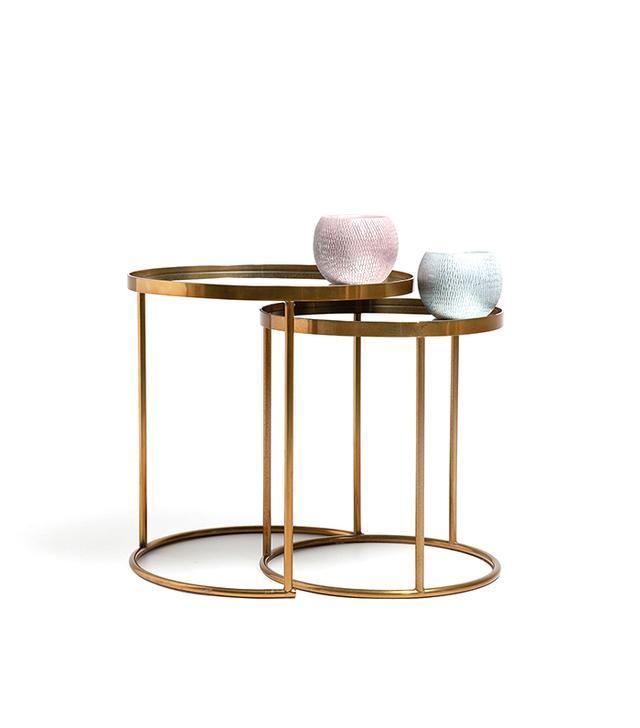 Zara Round Nest of Tables