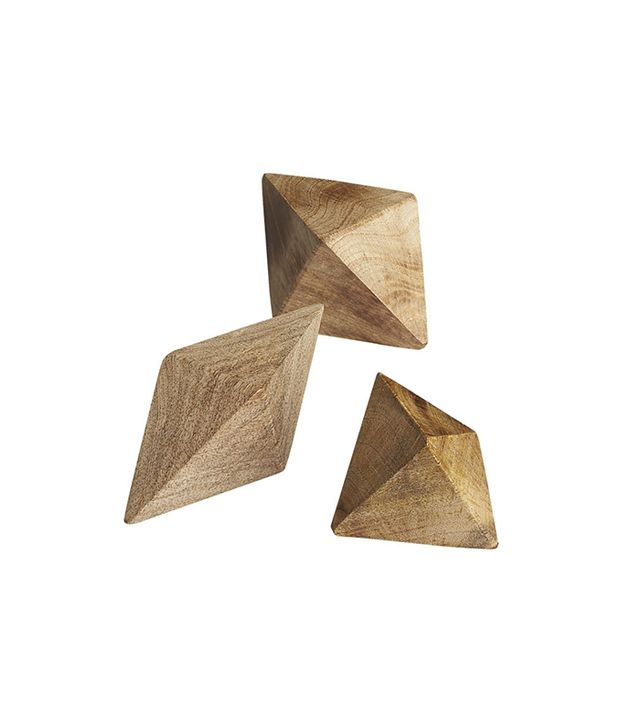 CB2 Wood Shapes