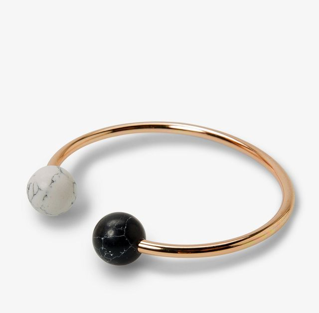 Mango Ball Rigid Bracelet