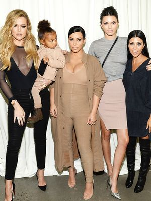 See the Kardashians & Jenners' First Magazine Cover Together in Years