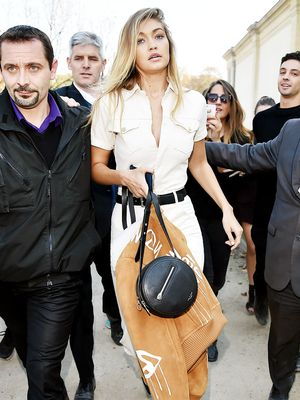 How to Accessorize a Jumpsuit, With Gigi Hadid