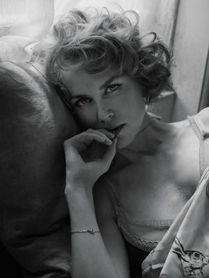 Nicole Kidman's Lingerie Photo Shoot Is Breathtaking