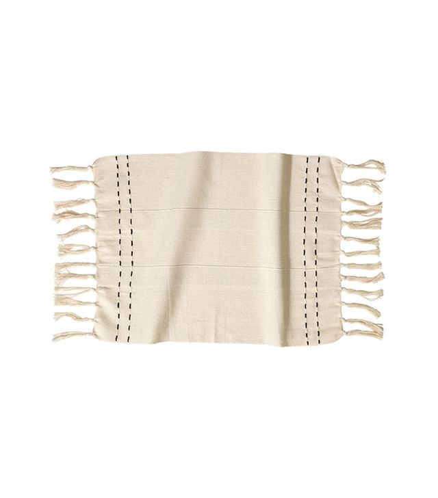 H&M Placemat With Fringe