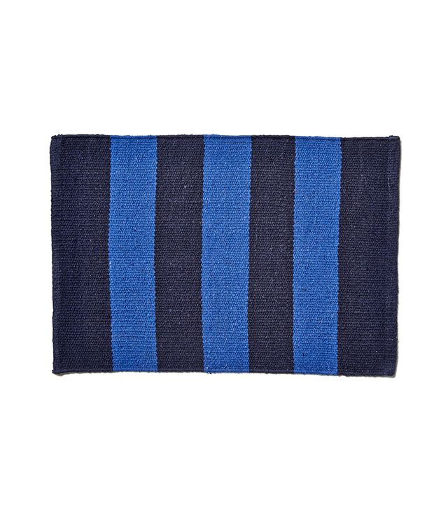 Couleur Nature Navy Blues Place Mats