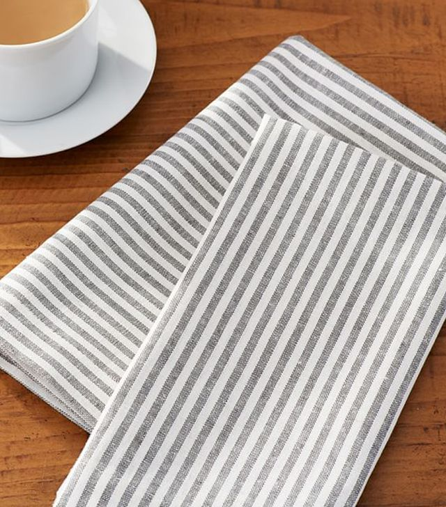 Pottery Barn Wheaton Stripe Napkin