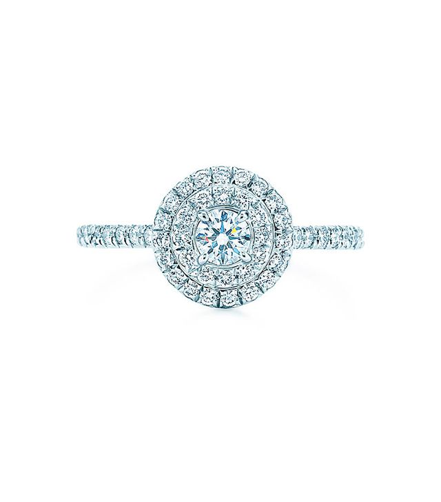 Tiffany & Co. Tiffany Soleste Round Ring