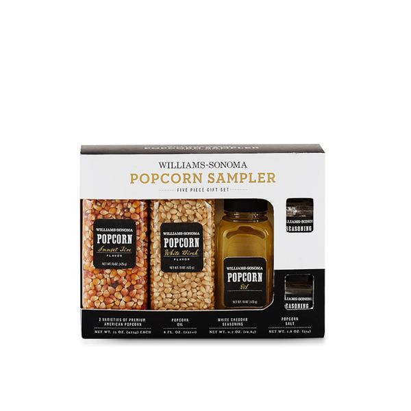 Williams Sonoma Popcorn Sampler