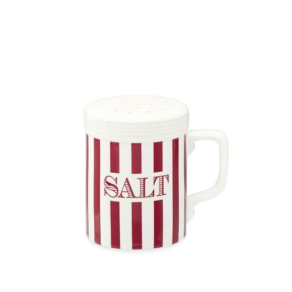Williams Sonoma Popcorn Shaker, Salt