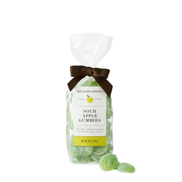 Williams Sonoma Sour Apple Gummies