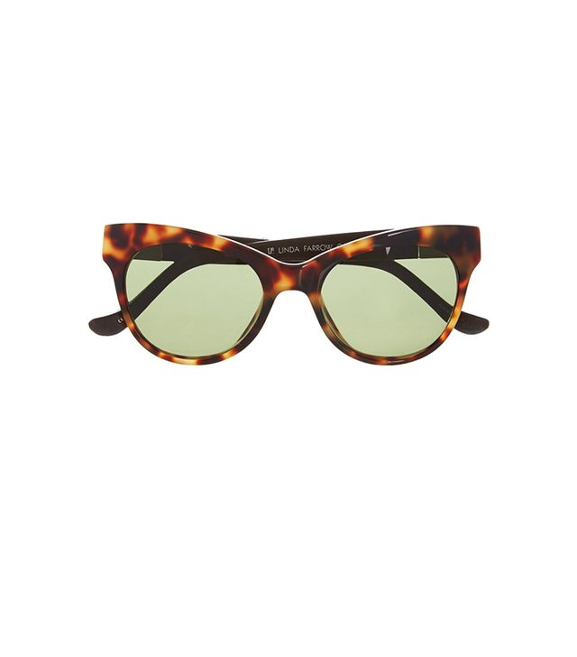 The Row Cat-Eye Acetate Sunglasses
