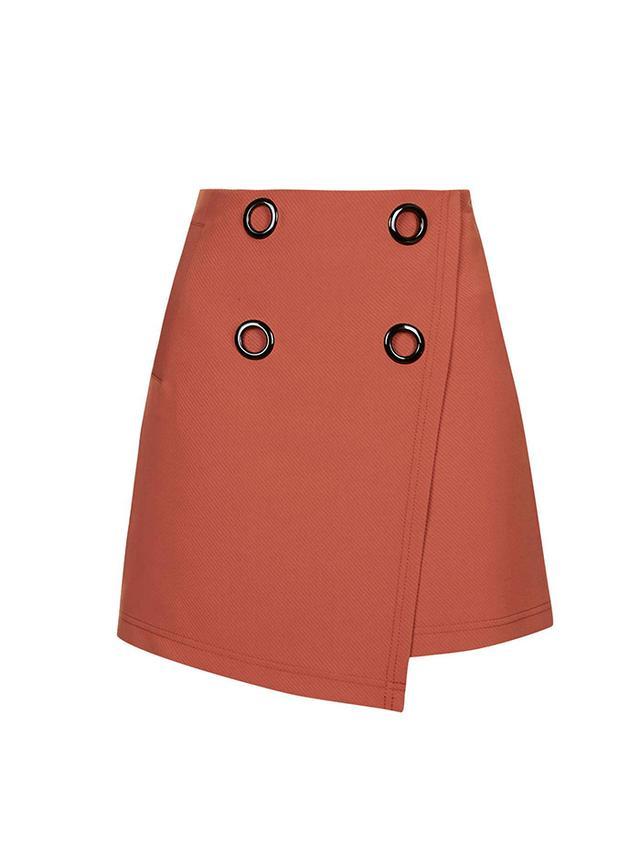 Topshop A-Line Pelmet Skirt