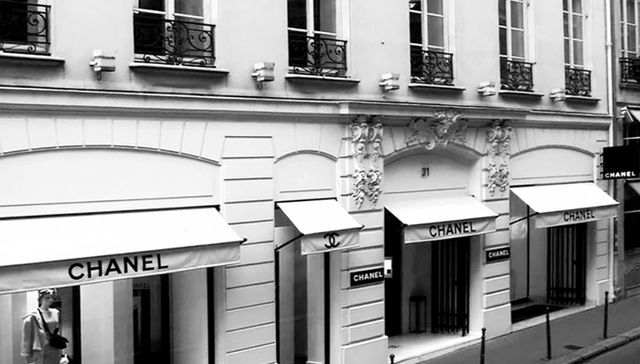 5. Chanel's first Paris shop was actually not a couture shop.