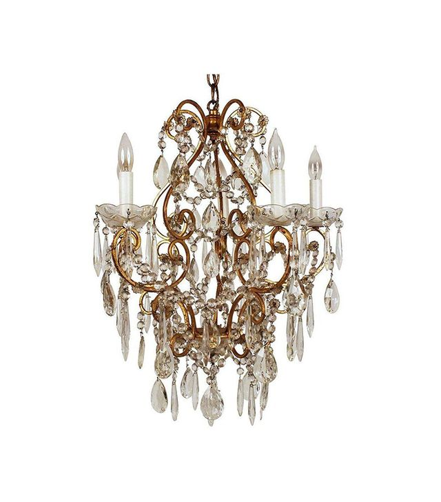 Chairish 1960s Italian Style Chandelier