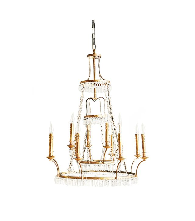 Anthropologie Tiered Vendome Chandelier