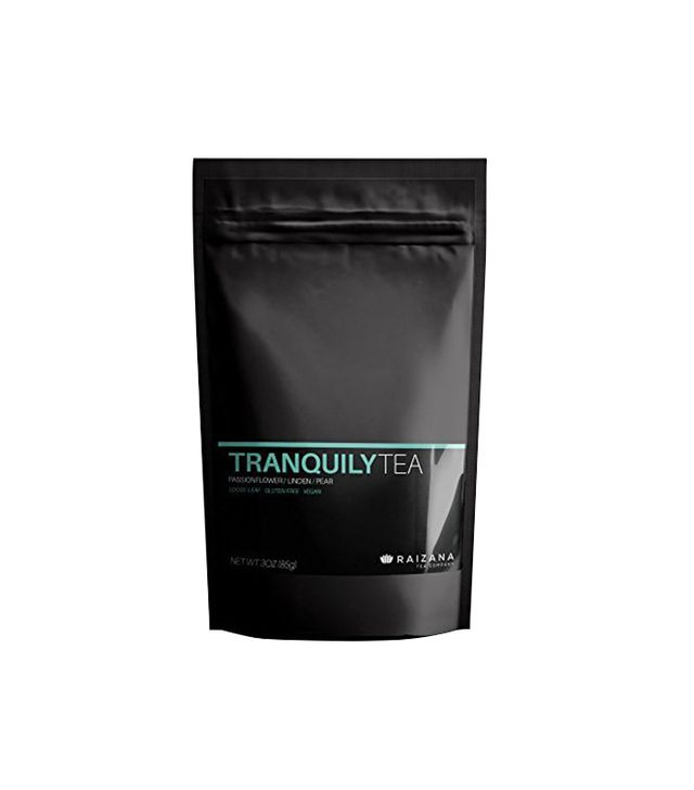 TranquilyTea Passion Flower Linden Pear Herbal Tea