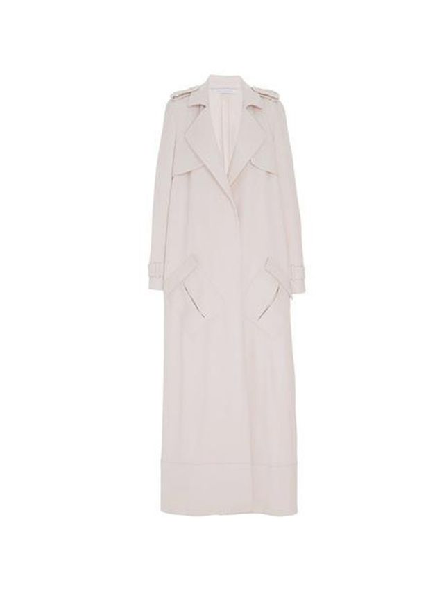 Sally Lapointe Duster Trench Coat