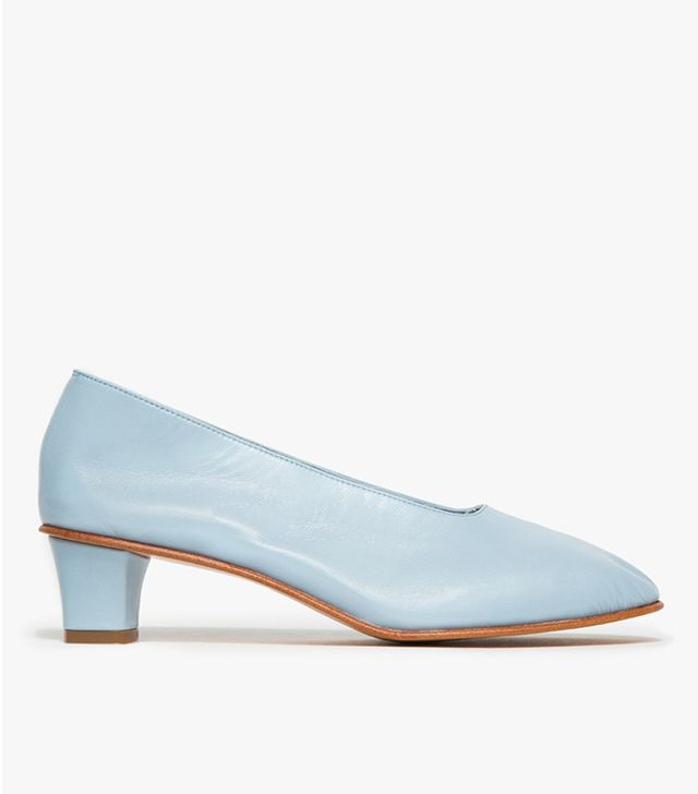 Martiniano High Glove in Light Blue