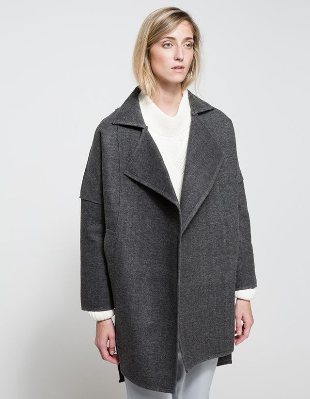 C/Meo Collective Wrapped Up Coat