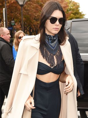 The $120 Sneakers Kendall Jenner Legit Can't Stop Wearing