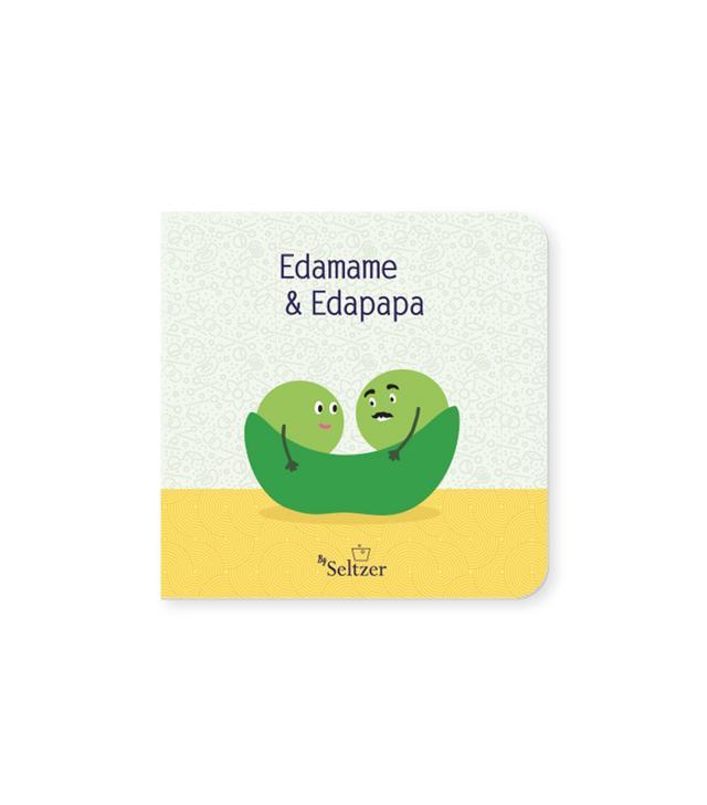 Seltzer Goods Edamame & Edapapa Baby Board Book