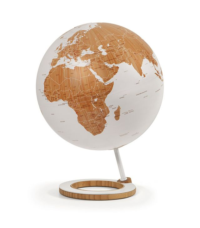 Atmosphere & Kristoffer Zeuthen Bamboo Globe