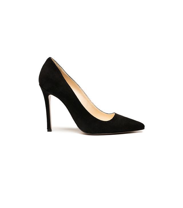 L'Autre Chose Pointed Court Shoes