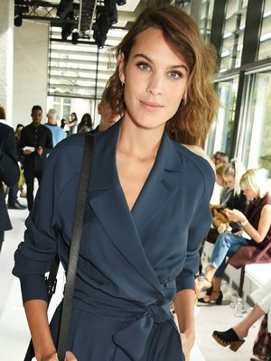 Alexa Chung Owns This Bag in Nearly Every Color