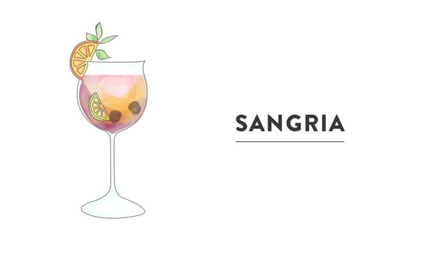 Location: W Hotel Rooftop, Barcelona  You can't go to Spain and not enjoy a large glass of homemade sangria. We suggest heading over to the W Hotel and enjoying a pitcher of red sangria at...