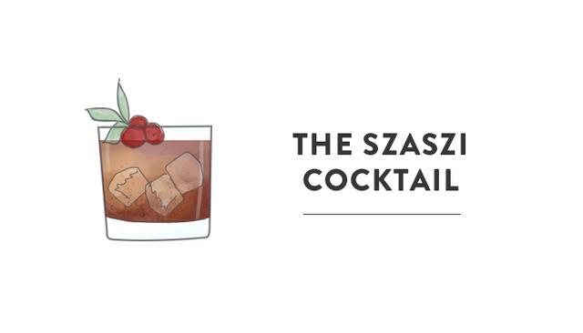 Location: Four Seasons Hotel Graham Palace, Budapest  The Szatmari Szilva, aka The SzaSzi (pronounced sa-si), is a typical Hungarian plum used for making the signature Hungarian...