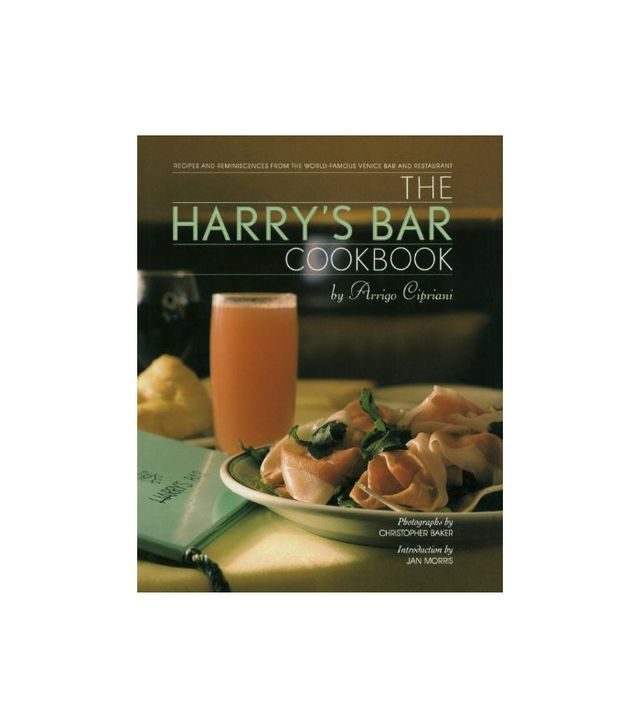 Harry Cipriani Harry's Bar Cookbook