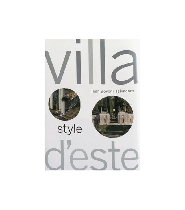 Jean Govoni Salvadore Villa d'Este Style