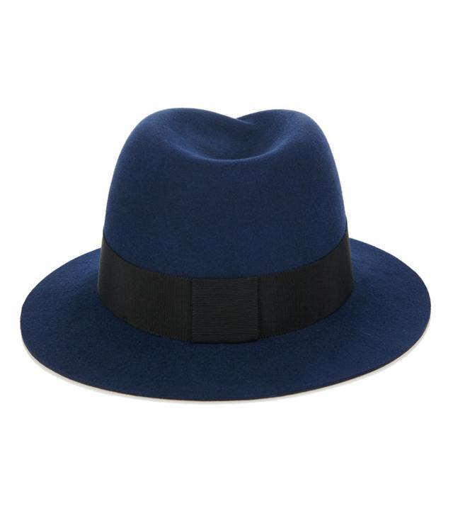 Maison Michel Mini Virgine Fur-Felt Hat