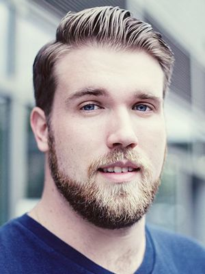Meet Zach Miko, Target's First-Ever Plus-Size Male Model