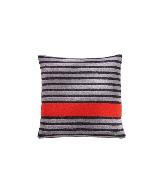 Sonia Rykiel Maison Bouquet Rouge Knitted Cushion