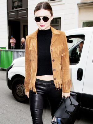 Miranda Kerr's Jacket Is Going to Be Everywhere This Fall
