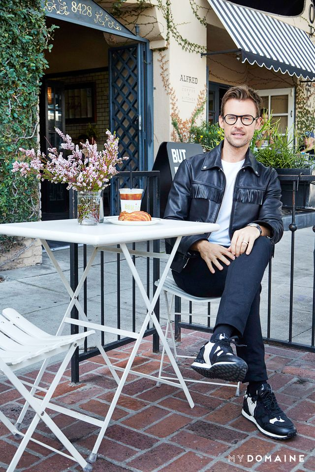 MYDOMAINE: Los Angeles has so many great coffee shops: Why Alfred's?