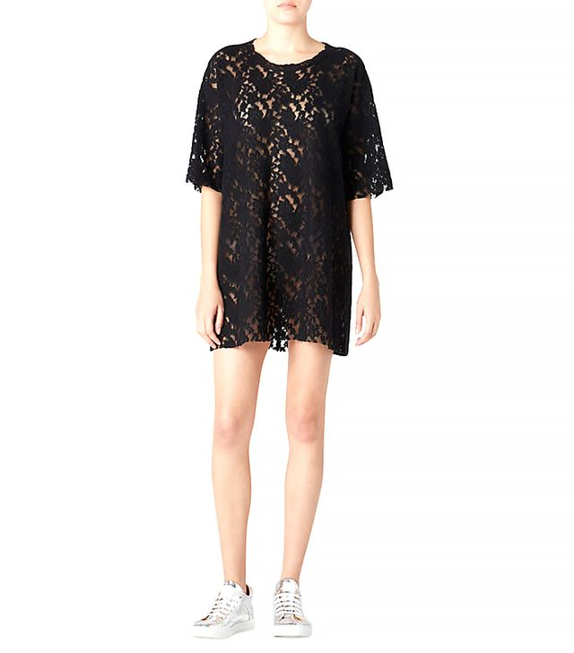 MM6 Maison Margiela Boiled Lace Tunic