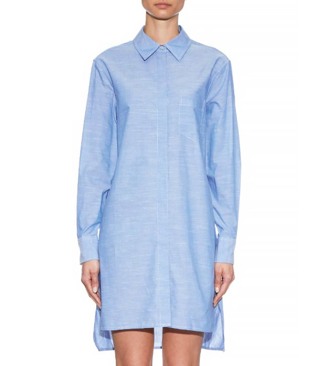 Equipment Kerry Chambray Shirtdress
