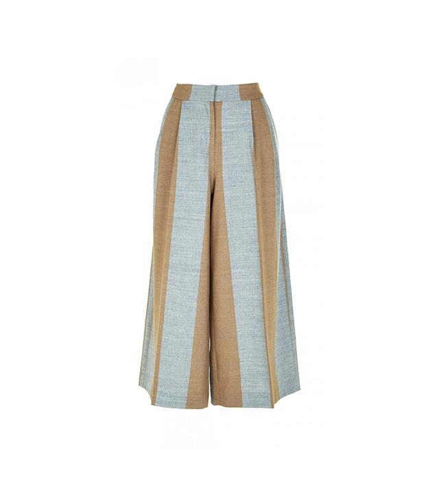 Tibi Horizon Stripe Edie Culottes
