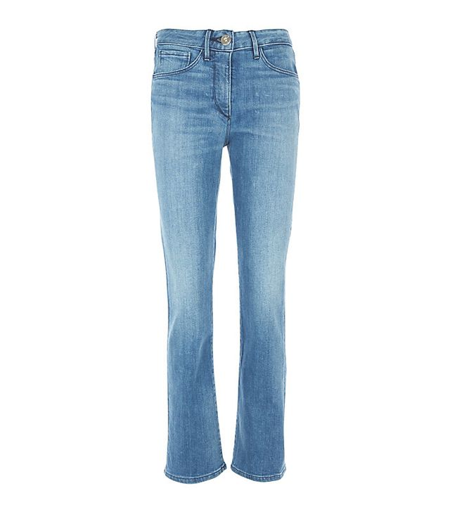 3x1 Selvedge Baby Boot Leg Jeans