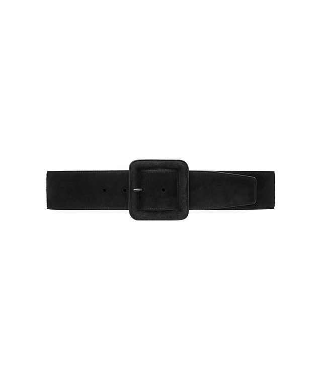 Saint Laurent Buckle Belt