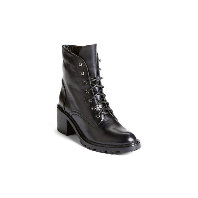 Joie Bridgette Lace-Up Boot