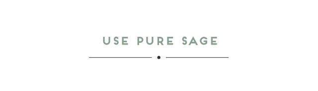 """In terms of clearing effectively, you want to be using pure sage. It is the most effective. Often, you will find sage wrapped with lavender or eucalyptus. If you are simply burning it as..."