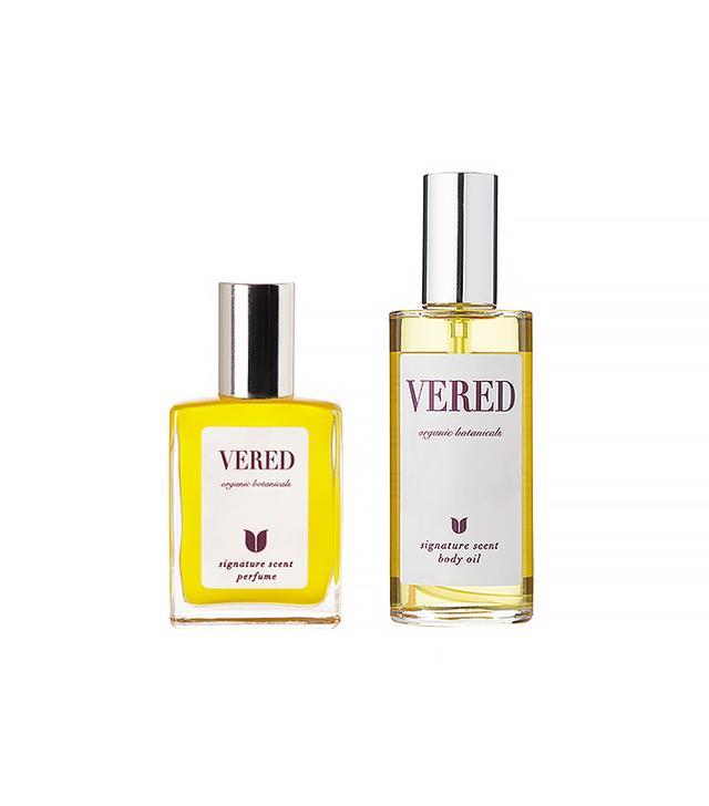 Vered Organic Botanicals Perfume Signature Scent