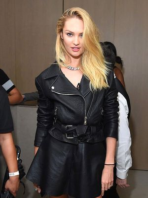 Candice Swanepoel Wants to Be a Fashion Designer